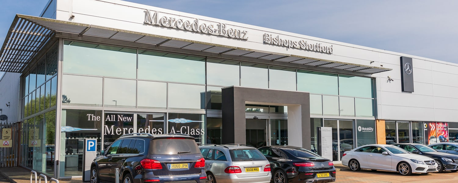 Mercedes-Benz and smart of Bishops Stortford