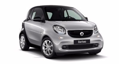 Used fortwo Coupé