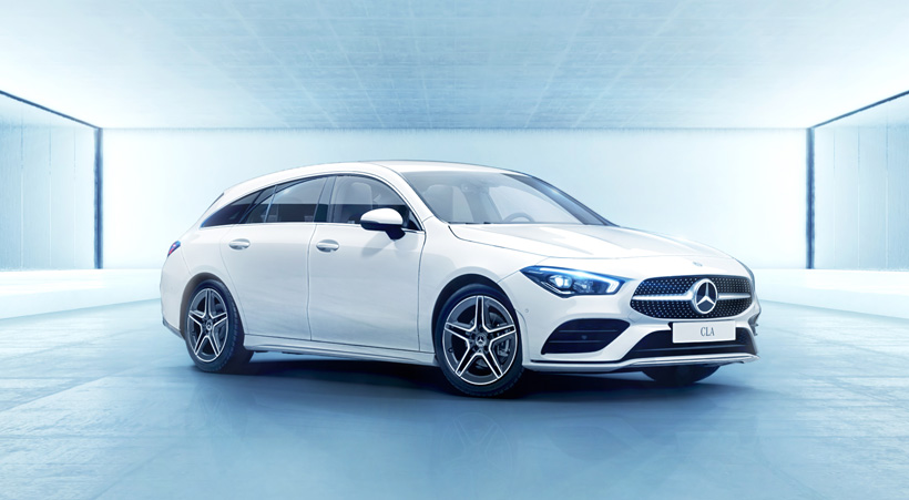 CLA Shooting Brake Motability Offer