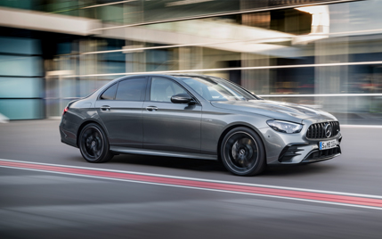 The new Mercedes-AMG E 53 4MATIC+ Saloon and Estate