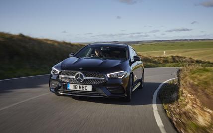 Mercedes-Benz CLA Shooting Brake vs GLB SUV Twin Test
