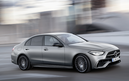 The new C-Class. Available to order.