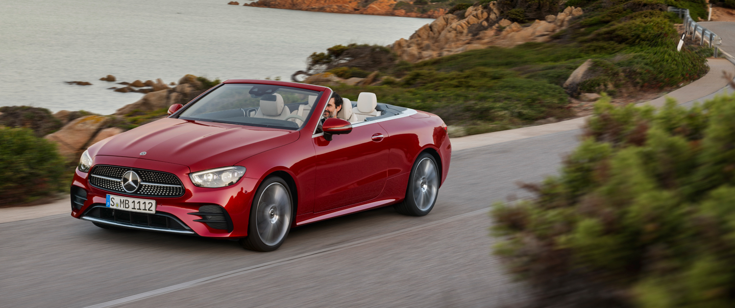 The new E-Class Cabriolet and Coupé