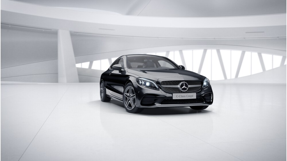 Mercedes-Benz C 220 d AMG Line Coupé