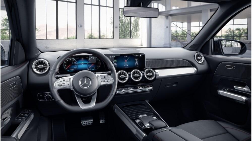 Mercedes-Benz GLB 220 d 4MATIC AMG Line 5 Seats