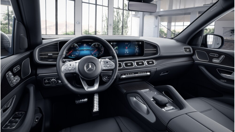 Mercedes-Benz GLE 400 d 4MATIC AMG Line