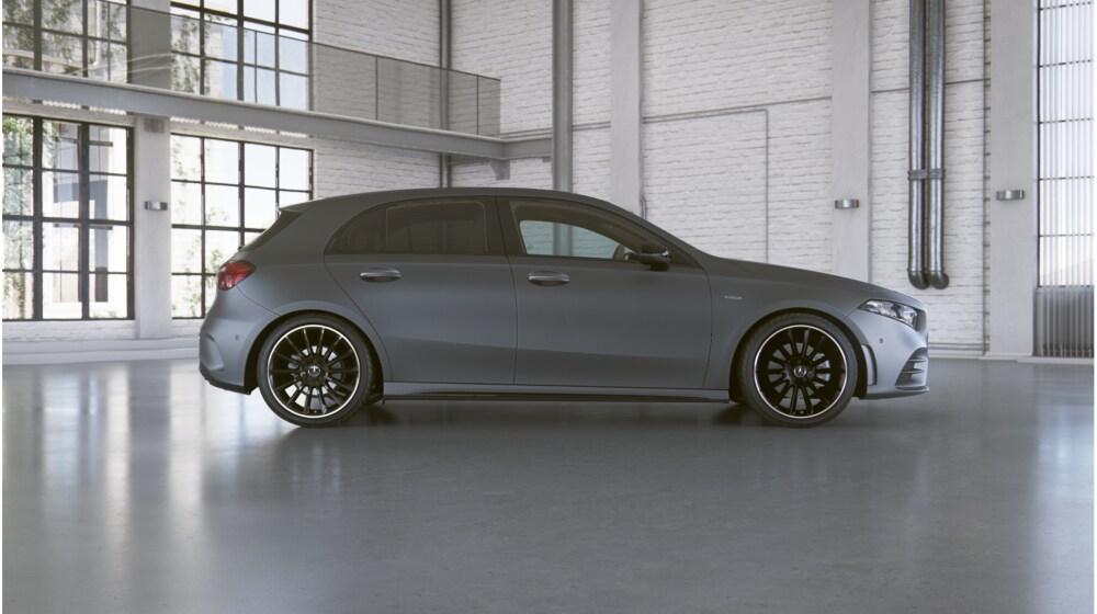 Mercedes-Benz A 220d Exclusive Edition Plus