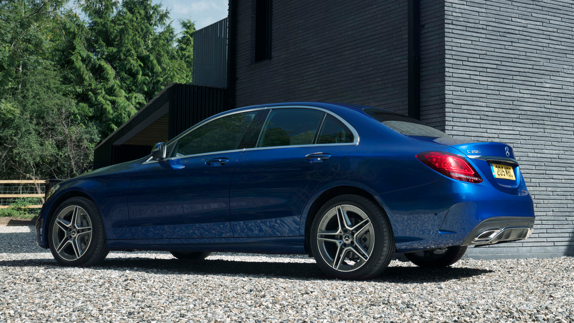 Approved Used Mercedes-Benz       C-Class Saloon