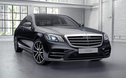 Mercedes-Benz S-Class Saloon Grand Edition