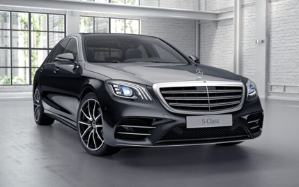Mercedes-Benz S-Class Saloon AMG Line Executive