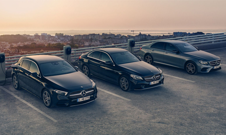 2 Years' Free Servicing on Plug-in Hybrids