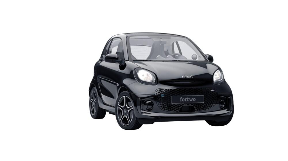 smart EQ fortwo coupe premium