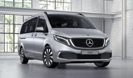 £4,800 off a Brand New Mercedes-Benz EQV